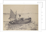 The 'Formidable' fishing drifter leaving Penzance for mackerel by Edward J. Frost