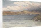 Settlement at Port Stanley, Falkland Islands, May 1849 by Edward Gennys Fanshawe
