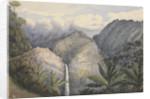 Fautaua, Tahiti, Augt 25th 1849 [Society Islands] by Edward Gennys Fanshawe