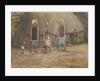 Sunday bonnets at the NavigatorsIslands [Samoa], Apia Bay, Septr 14th 1849 by Edward Gennys Fanshawe