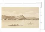 Apia Bay, Upolu, NavigatorsIslands [Samoa] Septr 18th 1849 by Edward Gennys Fanshawe