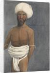 Seru Thakombau [Seru Epenisa Cakobau], 1815 - 83; King of Fiji, 1852-74 by Edward Gennys Fanshawe