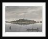 Deer Island, Beaver Harbour, Vancouver's Island, July 15th 1851 [Canada] by Edward Gennys Fanshawe