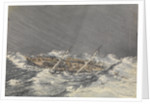 Storm at Mazatlan [Mexico], Octr 28th 1851 by Edward Gennys Fanshawe