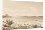 Navarino [Pylos], Septr 26th 1857 [Greece] by Edward Gennys Fanshawe