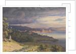 Corfu, Octr. 12th 1857 [Greece] by Edward Gennys Fanshawe