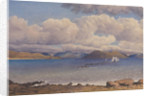 Looking across the Clyde from Gourock, 1843 [Scotland] by Edward Gennys Fanshawe