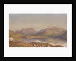 Glencoe from near Ballyhulish, 1843 [Scotland] by Edward Gennys Fanshawe