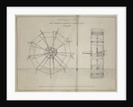 Morgan's Paddle Wheels as fitted to His Sardinian Majesty's steam vessel 'Gulnare by Amalia Morgan