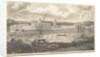 Greenwich (from Hughson's 'London') by Robert Bremmel Schnebbelie