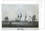The 'Pitt' (circa 1787) near Dover returning from China 1787 by Dominic Serres