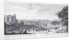Prospect of Greenwich from the observatory at the top of the Hill ... distant views of London and the cours of the River Thames... by Jacques Rigaud