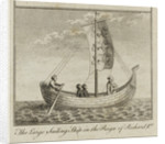 The Large Sailing Ship in the Reign of Richard II by Josiah Collyer