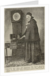 Greenwich Mean Time...Mrs Belleville who checks the hour daily at the Greenwich Observatory for the benefit of London clockmakers by unknown