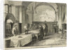 The West Kitchen, Greenwich Hospital by M. Jackson