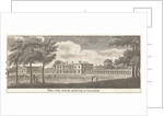 View of the naval asylum at Greenwich by unknown