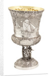 Presentation cup awarded to James Fitzjames by E. Terry & Co.