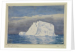 Our first berg - Feb 1926 by Sir Alister Hardy