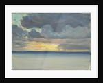 Seascape from the 'Castilian' by John Everett