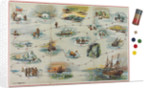 North Pole board game by unknown