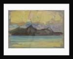 A coastal view by John Everett