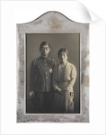 Prince and Princess Chichibu of Japan, framed. Fox Talbot Collection by K. E. Saki