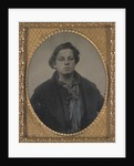 Portait of Joseph Edwin Moore, seaman. Fox Talbot Collection by unknown