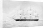 HMS 'Mersey' Steam Frigate by A. Pearson