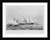 H.M. Despatch Gun Boat 'Arrow' trying range off Sebastopol by Thomas Goldsworth Dutton