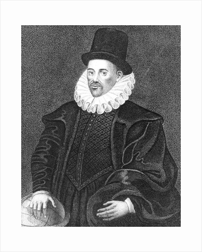William Gilbert, English physician, late 16th century by Unknown