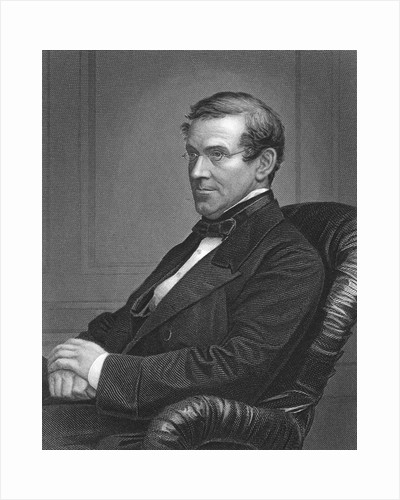 Charles Wheatstone (1802-1875), British physicist, 19th century by Unknown