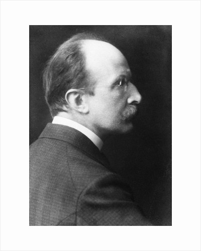 Max Planck (1858-1947),  c1918 by Unknown