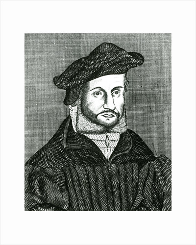 Andreas Osiander, 16th century German Lutheran theologian, 17th century by Unknown
