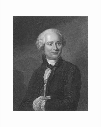 Jean le Rond d'Alembert, 18th century French philosopher and mathematician, 1834 by Unknown