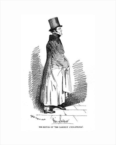 Dionysius Lardner, Irish-born scientific writer, 1835 by Unknown
