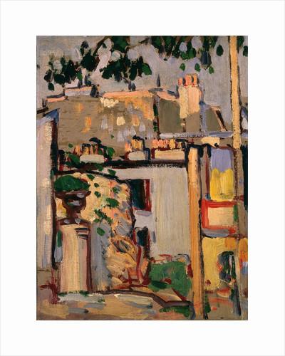 Boulevard Edgar Quinet, Paris by John Duncan Fergusson
