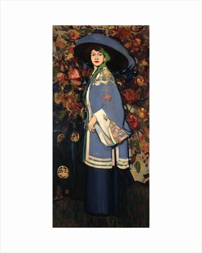 Le manteau chinois by John Duncan Fergusson