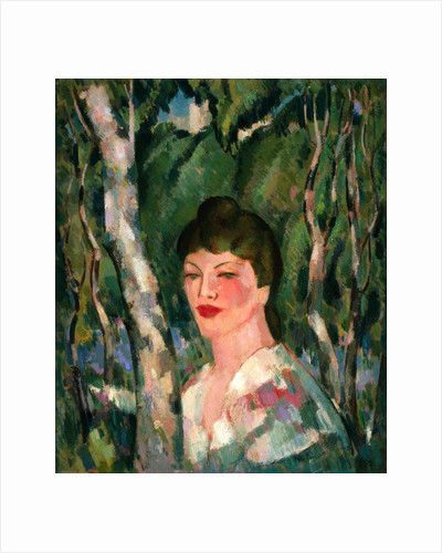 By the Kelvin by John Duncan Fergusson