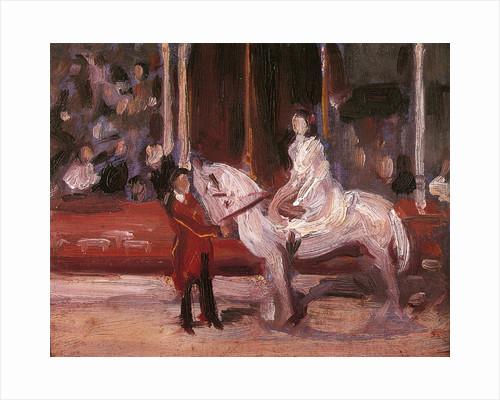 Cirque Medrano by John Duncan Fergusson