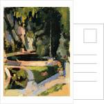 The Pond by John Duncan Fergusson