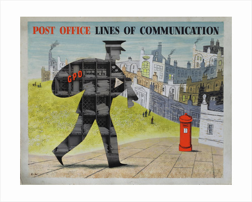 Post Office lines of communication by unknown