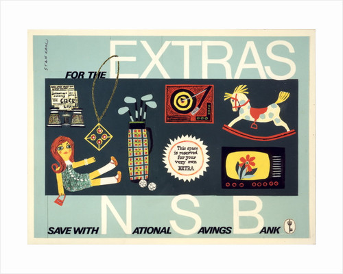 For the extras - National Savings Bank by Stan Krol