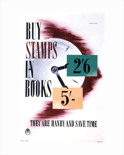 Buy stamps in books they are handy and save time by Stan Krol