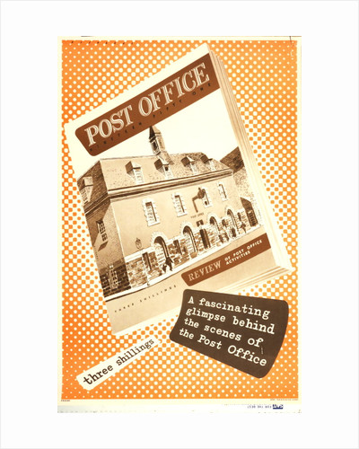 'Post Office Nineteen fifty one: Review of Post Office activities'. A fascinating glimpse behind the scenes of the Post Office by Maurice Rickards
