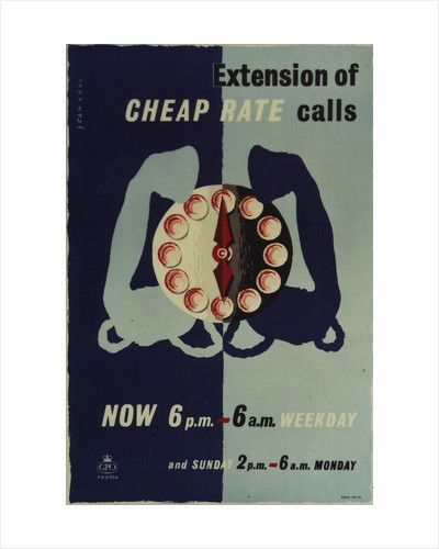 Extension of cheap rate calls by Stan Krol
