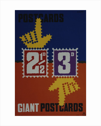 Postcards 2d, giant postcards 3d by Lamos