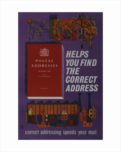 'Postal Addresses' helps you find the correct address by Peter Edwards