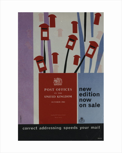 'Post Offices in the United Kingdom' by Hickmott