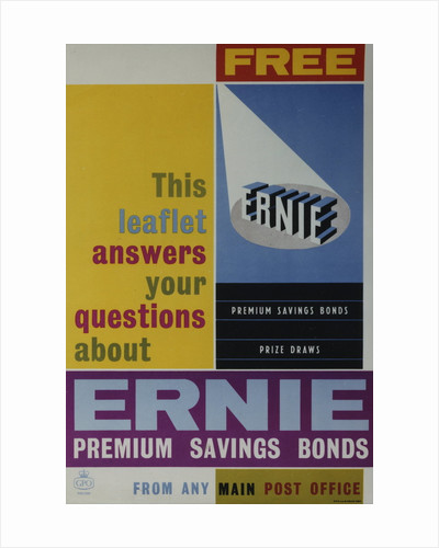The postal museum posters prints collection page 4 - Premium bonds post office ...