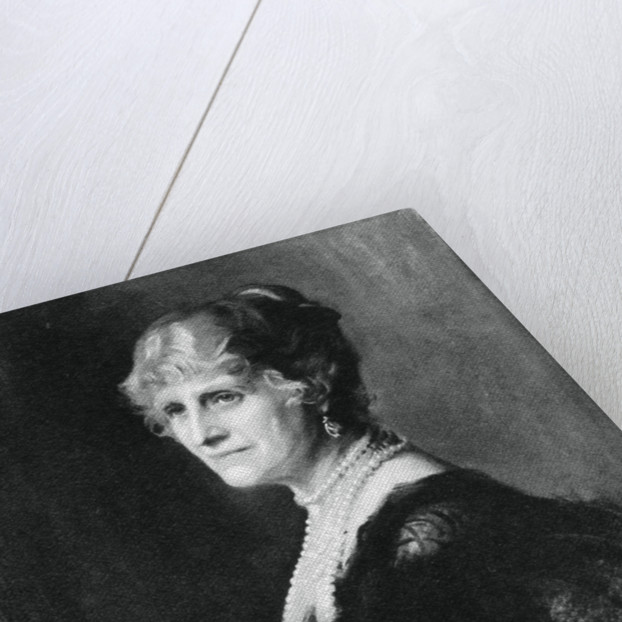 Nina Bowes-Lyon, Countess of Strathmore and Kinghorne by Fulop Laszlo